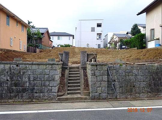 昭和区川名本町 売地
